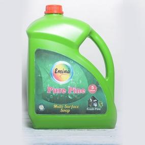 5 Litres - EMINA Purepine Multisurface Disinfectant