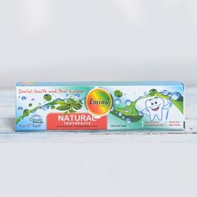 75 gm - EMINA Natural Toothpaste